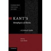 Kant's 'Metaphysics of Morals' by Lara Denis