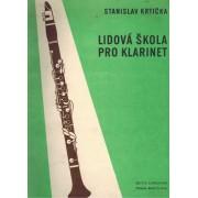 Lidová škola pro klarinet
