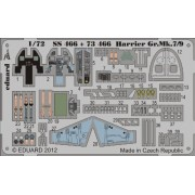 Eduard Photoetch 1:72 - Harrier Gr. Mk 7/9 S.A (Revell)