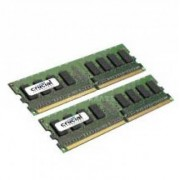 Crucial 2 GB DDR2-RAM - 667MHz - (CT2KIT12864AA667) Crucial Kit CL5