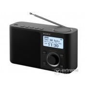 Radio portabil Sony XDR-S61D DAB+/DM, negru
