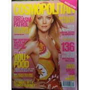 Cosmopolitan Uk N° 4.02 Orgasm Patrol, You+ Food, My Boyfriend Rapped Me Because I Left Him