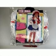 Kostým - Hadrová panenka