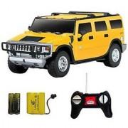 R/C 124 Hummer H2 SUV(Yellow)