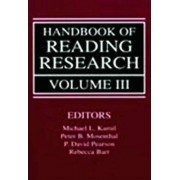 Handbook of Reading Research: v. 3 by Rebecca Barr
