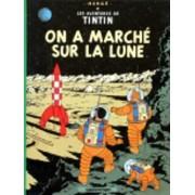 On a Marche Sur La Lune / Destination Moon by Herge