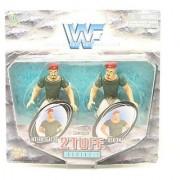 WWF 2 Tuff 1 Interrogator and Rekon by Jakks Pacific 1998
