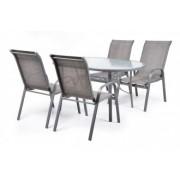 Set masa si patru scaune HECHT EKONOMY