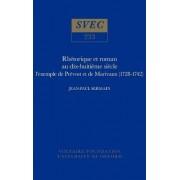 Rhetorique et Roman au Dix-Huitieme Siecle by Jean-Paul Sermain
