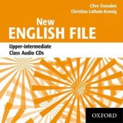 New English File: Upper-Intermediate: Class Audio CDs (3) by Clive Oxenden