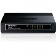 TP-Link TL-SF1016D 16-port 10/100M Desktop Switch