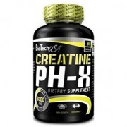 BioTech USA Creatine pH-x kapszula - 90 db