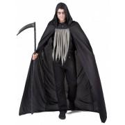 Disfarce segador Halloween homem Tamanho único