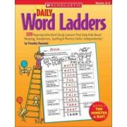 Daily Word Ladders Grades 2-3 by Timothy V Rasinski