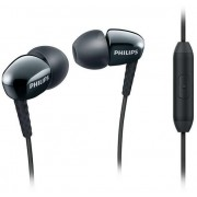 Casti Stereo Philips SHE3905BK, Microfon (Negru)