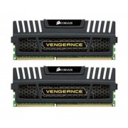 Vengeance Series 16 Go (2 x 8 Go) DDR3 1600 MHz CL9 - Kit Dual Channel RAM DDR3 PC12800 - CMZ16GX3M2A1600C9 (gar