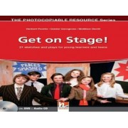 Get on Stage - 21 Sketches & Plays for Young Learners and Teens by Herbert Puchta