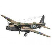 Revell 04903 - Vickers Wellington Mark 2 Kit di Modello in Plastica, Scala 1:72