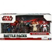 Star Wars 3.75 Battle Pack Asst - Duel on Mustafar