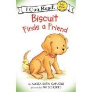 I Can Read Biscuit finds a Friend by Alyssa Satin Capucilli