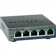 Switch NetGear GS105E-200PES 5 porturi x 10/100/1000 Mb/s