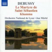 C. Debussy - Le Martyre De Saint Sebas (0747313229772) (1 CD)