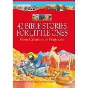 42 Bible Stories for Little Ones by Su Box