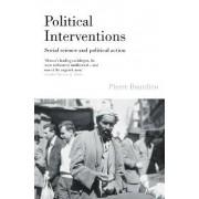 Political Interventions by Pierre Bourdieu