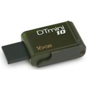 USB Flash memorija 16GB USB DataTraveler Mini 10 crna KINGSTON