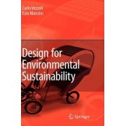Design for Environmental Sustainability by Carlo Vezzoli