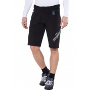 100% Airmatic Shorts Men fast times black 36 Bikeshorts & Baggys