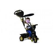 Vital Innovations - Passeggino a triciclo per bambini Smart Trike Dream Touch - colore: Oro/Nero