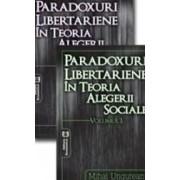 Paradoxuri libertariene in teoria alegerii sociale 1+2 - Mihai Ungureanu