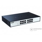 D-Link 16-Port 10/100/1000 Mbps Gigabit Smart Switch (DGS-1100-16)