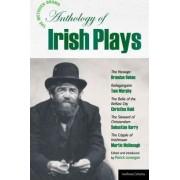 The Methuen Drama Anthology of Irish Plays: Hostage, Bailegangaire, Belle of the Belfast City;,Steward of Christendom,Cripple of Inishmaan by Brendan Behan