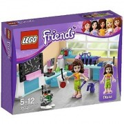 LEGO Friends Olivias Inventors Workshop 3933