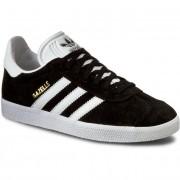 Cipők adidas - Gazelle BB5476 Cblack/White/Goldmt