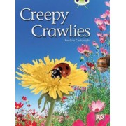 Creepy Crawlies: Non-Fiction Green B/1b by Pauline Cartwright