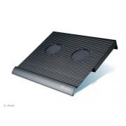Akasa AK-NBC-01B - Base di raffreddamento per notebook, colore: Nero