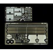 Royal Model 1:72 TIGER I Late (for Revell kit) - PE Detail Set #394