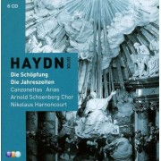 J. Haydn - Oratorios& Opera (0825646956395) (6 CD)