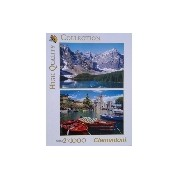 Banff National Park - Garda 2*1000 db-os kirakó - sérült csomagolású