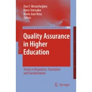 Quality Assurance in Higher Education by Don F. Westerheijden