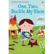One, Two Buckle My Shoe by Russell Punter