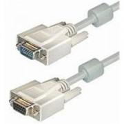 Transmedia VGA Monitor Extension Cable 10m, TRN-C57-10KHVL