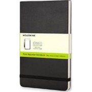 Large Reporter Plain Notebook by Moleskine
