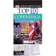 Top 10 Copenhaga - Ghiduri turistice vizuale