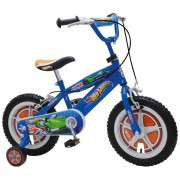 Bicicleta copii Stamp Hot Wheels 14""