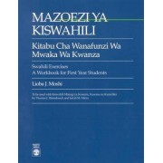 Swahili Exercises by Lioba J. Moshi