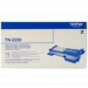 Brother TN-2220 Svart. 2600 sidor
